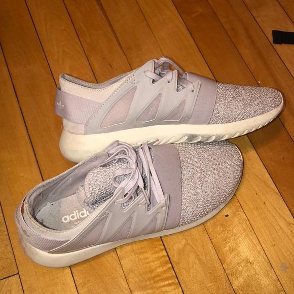 Periwinkle Adidas Womans Sneakers